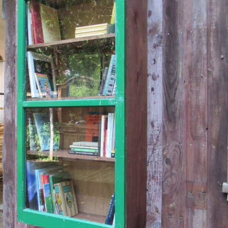 Backyard Library
